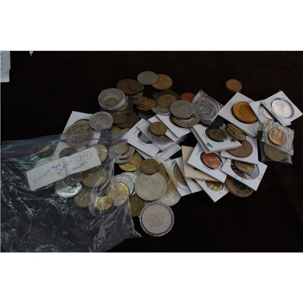 Bag of Mixed World Tokens