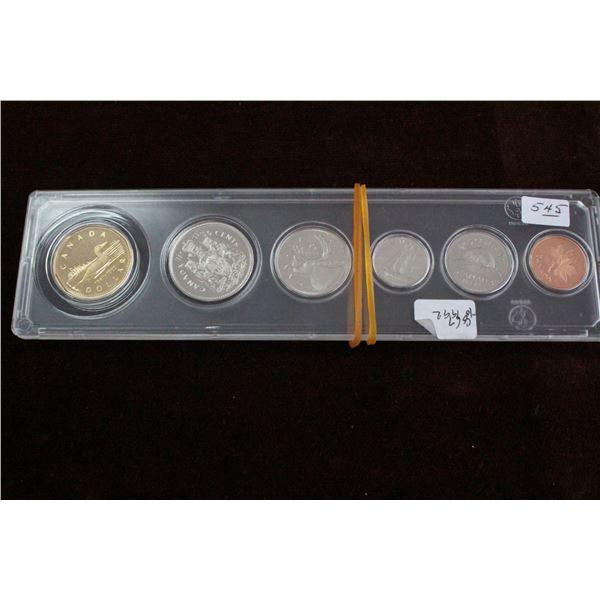 Canada Coin Set - 1867 - 1992