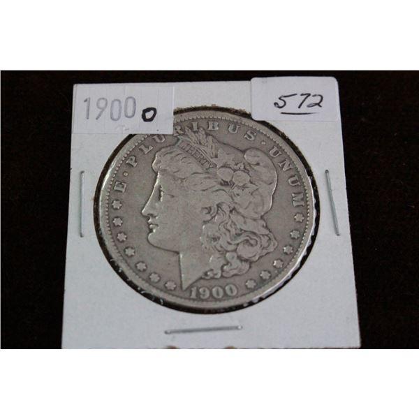 U.S.A. Morgan Dollar - 1900o