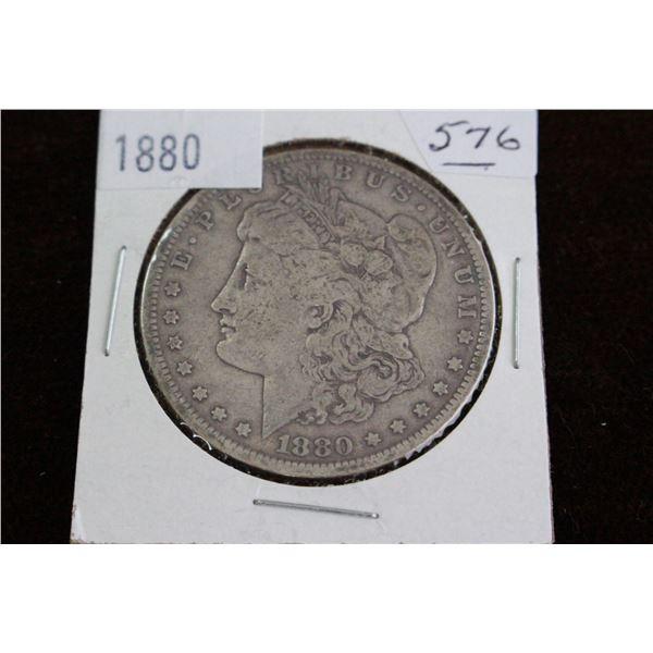 U.S.A. Morgan Dollar - 1880