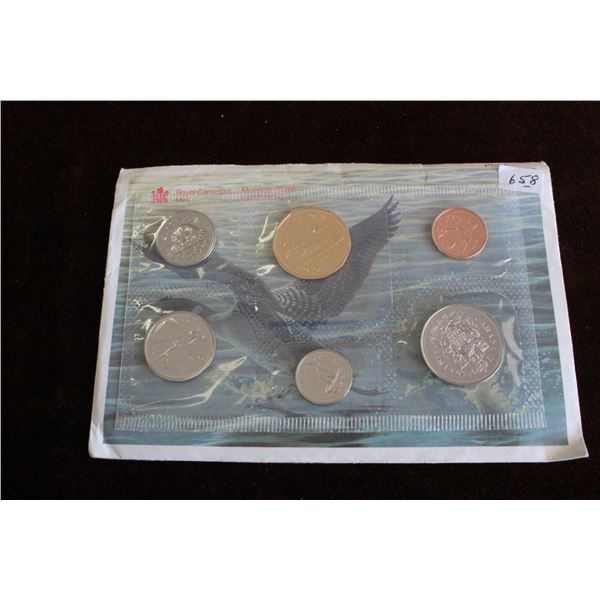 Canada Coin Set - 1994
