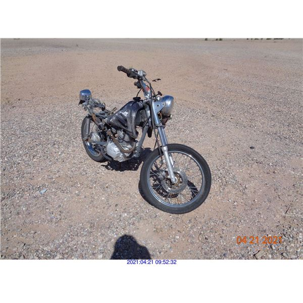 2005 - MOTORCYCLE FY400T