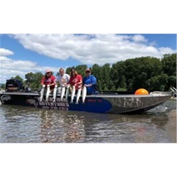 Summer Steelhead Fishing Trip with Reel Deal Fishing Adventure