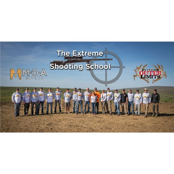 The Extreme Shooting School - for 2 people