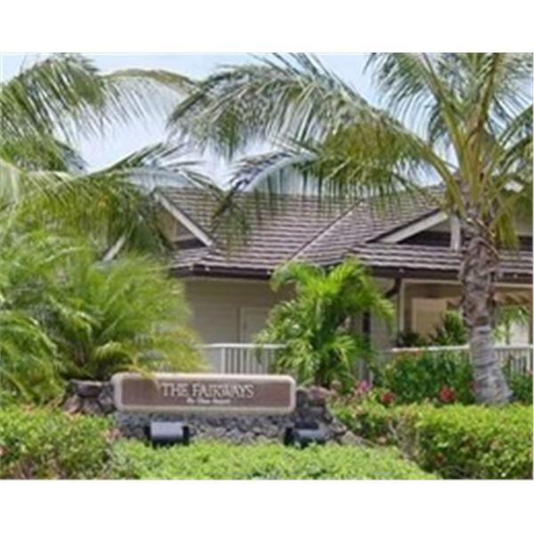 One Week Stay In Ko 'Olina Fairways Condo in Hawaii