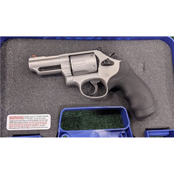 Smith & Wesson Model 66 Combat Magnum 357 Mag