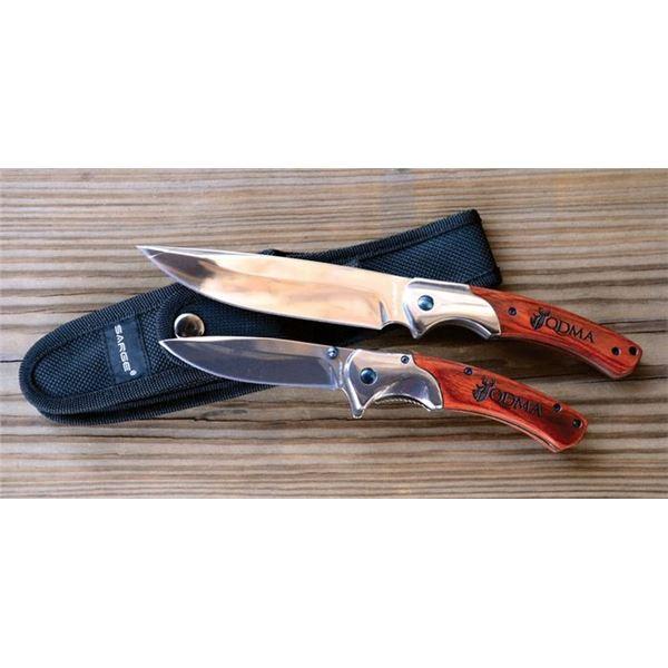 2-Piece Rosewood Knife Set