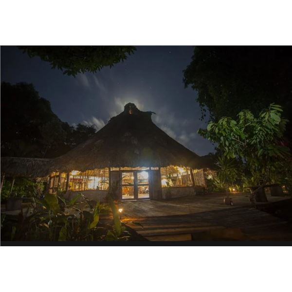 Belize Vacation - The Cotton Tree Lodge
