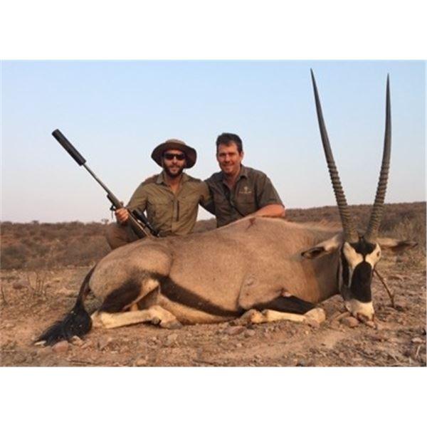 Namibia Safari for 3 Hunters
