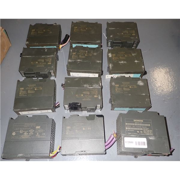 Lot of Siemens Modules