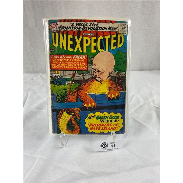 12 Cent DC Comic Tale of the Unexcpeted #93 on Board in Bag