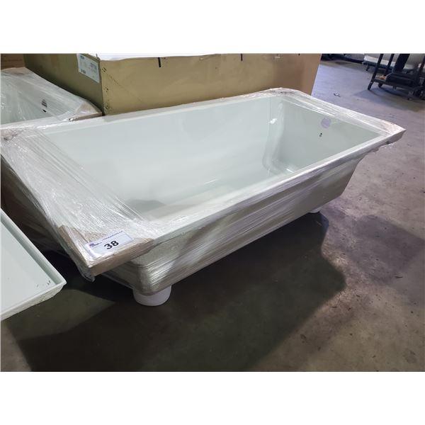 PRODUITS NEPTUNE LH DRAIN DEEP SOAKER BATHTUB