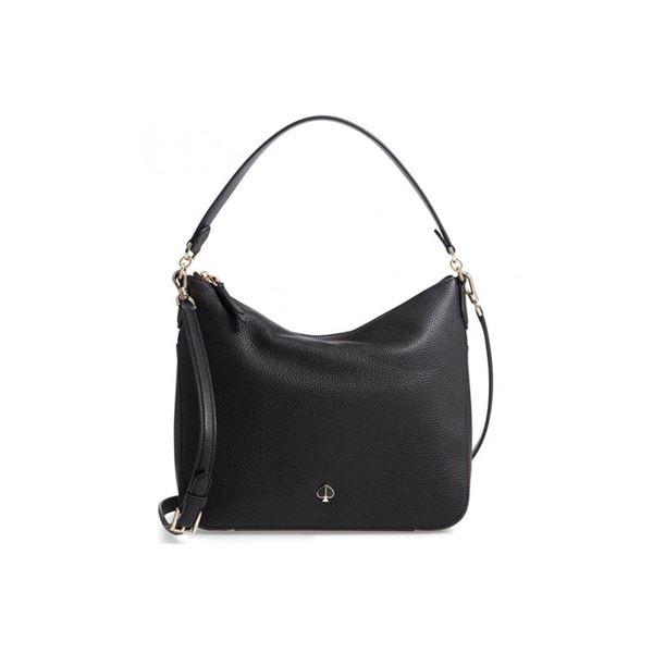 New! Kate Spade Black Medium Shoulder Bag & Private Shopping Party