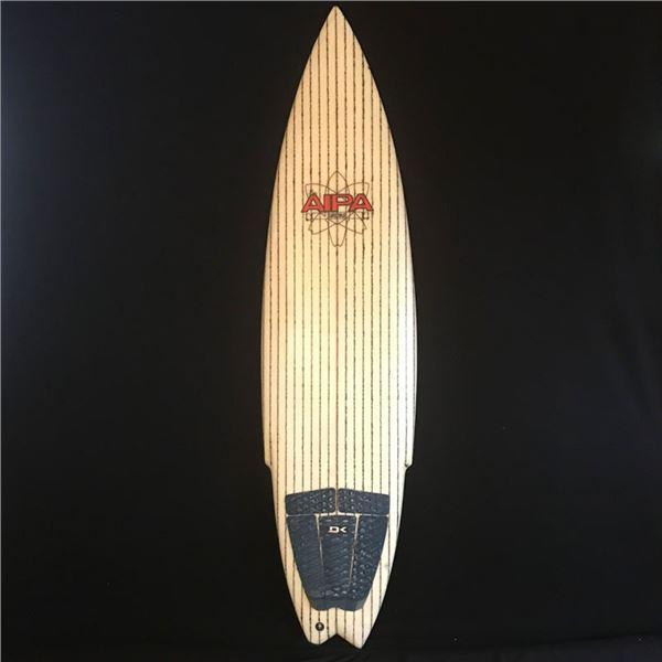 """Ben Aipa"" Classic 6'1"" Surfboard"