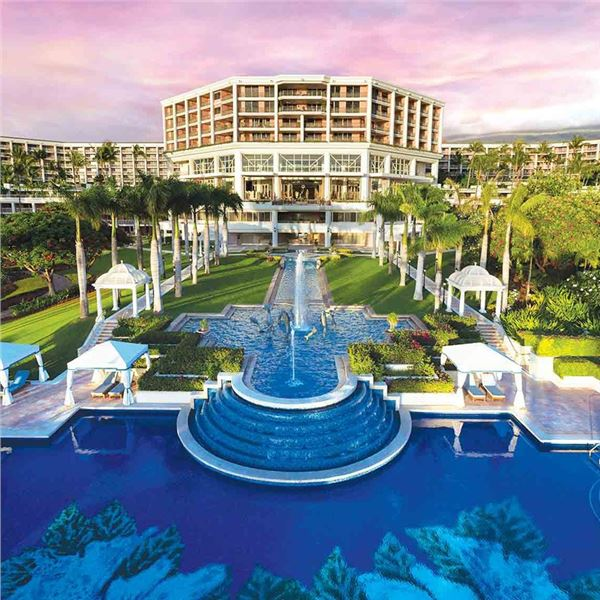 Two Night Stay at the Maui Grand Wailea, Airfare & 3 Day Car Rental