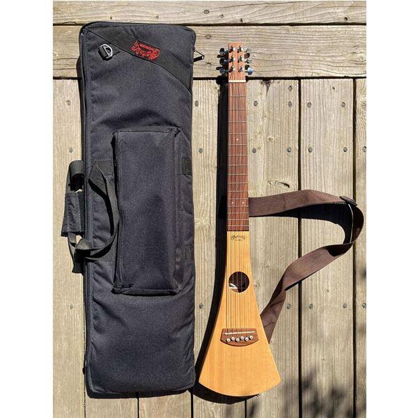 New Martin Backpacker Guitar & Accessories