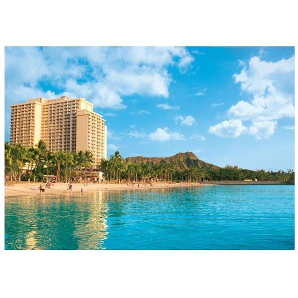 2 Nights at the Aston (Waikiki) & $150 Vouchers at Duke's Canoe Club, $988 Value