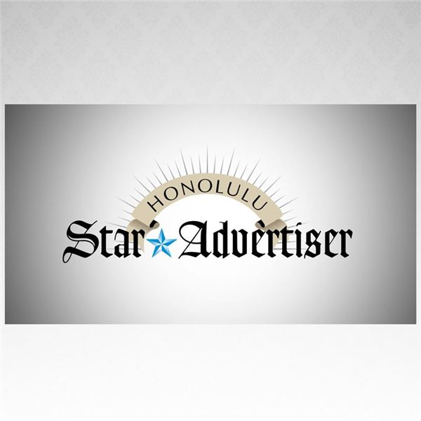 Half-Page, Full Color Ad in the Honolulu Star-Advertiser, $10,920.00 value