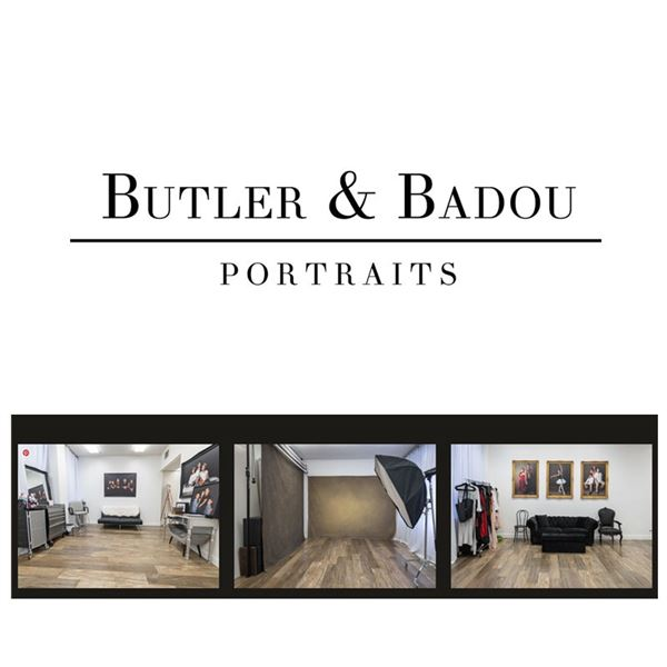 $500 Gift Certificate for Portraits from Butler & Badou
