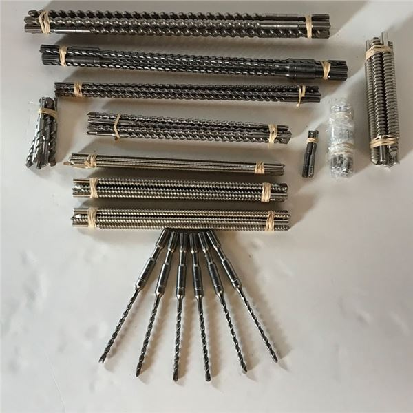 New Assorted Drill Bits from B & A Manufacturing Co. Retail $3,122.30