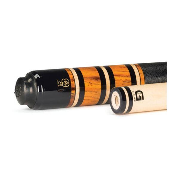 McDermott G209-C2 Pool Cue; & 1 X 1 Clover Oval Case New