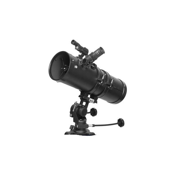 Telescope (Explore One Aurora II 114mm) with Slow Motion AZ Mount