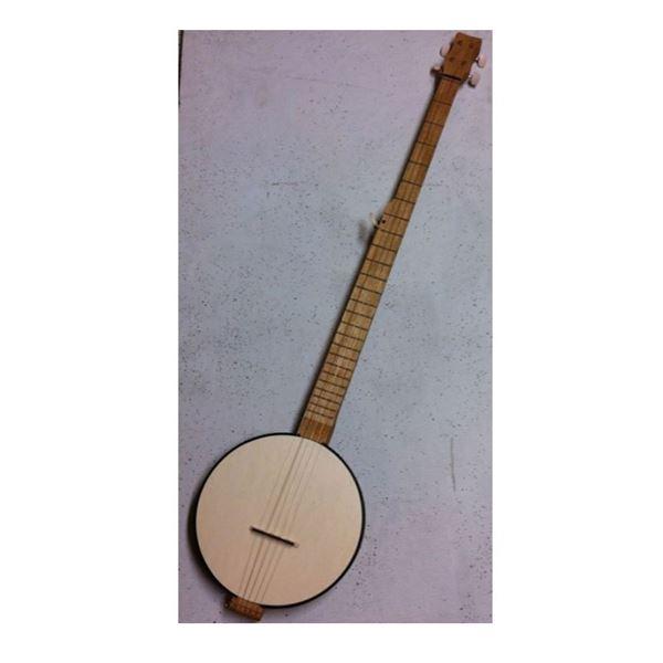 Pete Seeger Long Neck Banjo, New