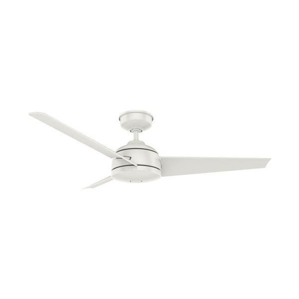 Hunter Ceiling Fan 52in. Outdoor/Indoor, White (New)