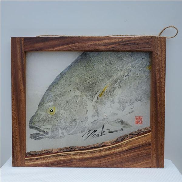 Gyotaku Original Artwork