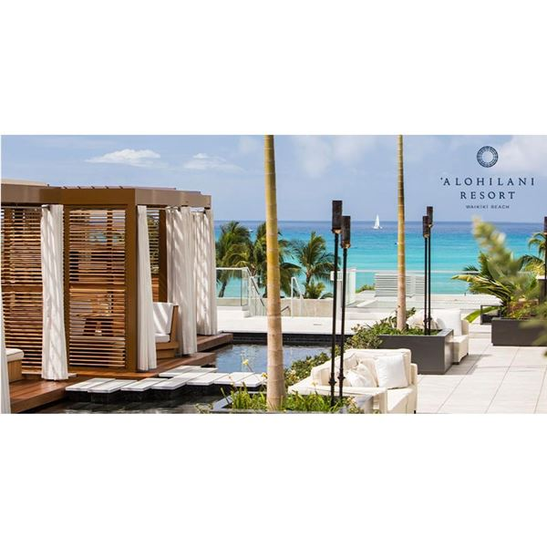 Complimentary One Night Accommodation for Two at Alohilani Resort