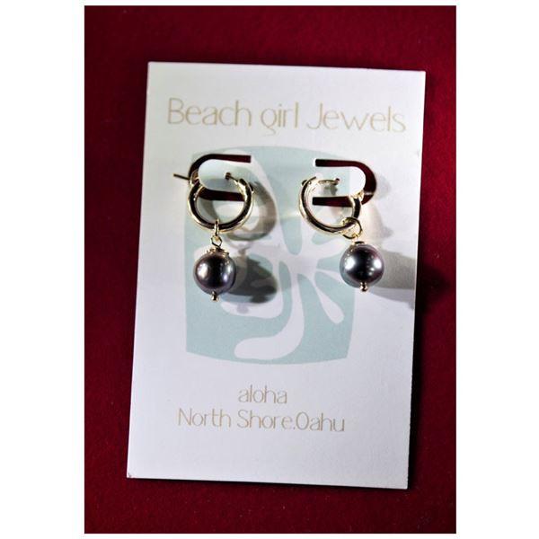 Black pearls, Tahitian pearls, Freshwater Pearls, Amethyst, Turquoise! New