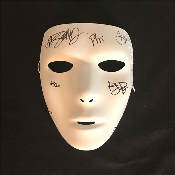 Autographed Jabbawockeez Mask! New