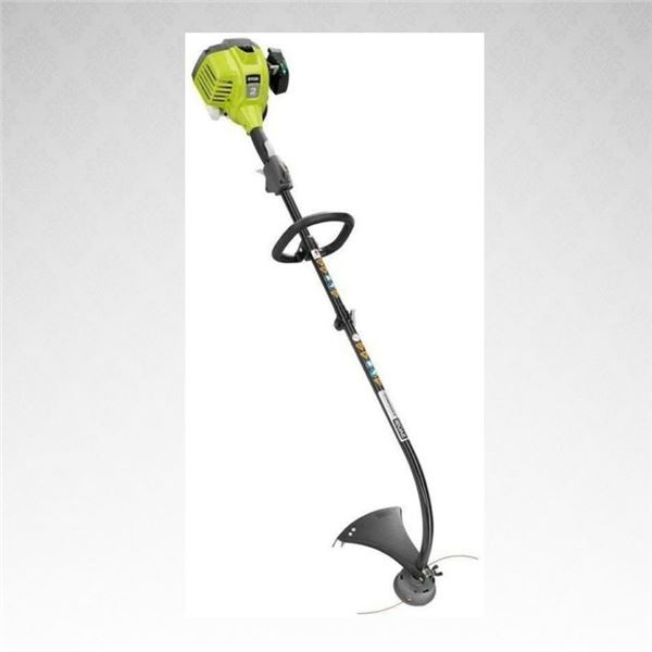 """17"""" Gas Curved Shaft String Trimmer, New"""