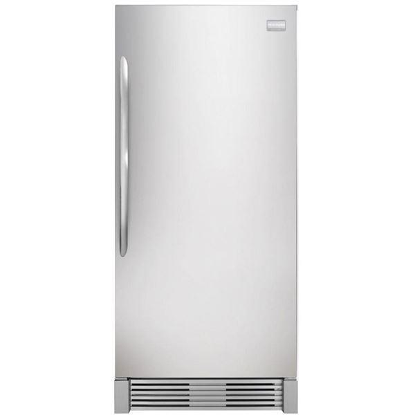 Frigidaire Stainless Steel Single Door Refrigerator Retail Value $3,049