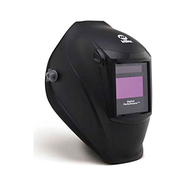 Miller 282000 Black Digital Performance Auto Darkening Welding Helmet