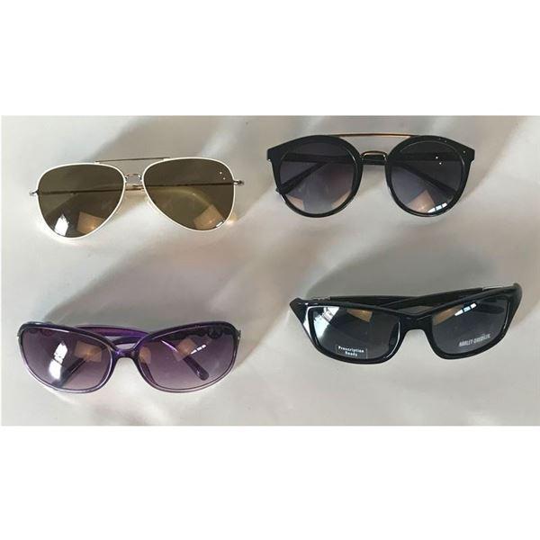Sunglasses! Bobbi Brown Aviators, Harley Davidsons, Guess & more!