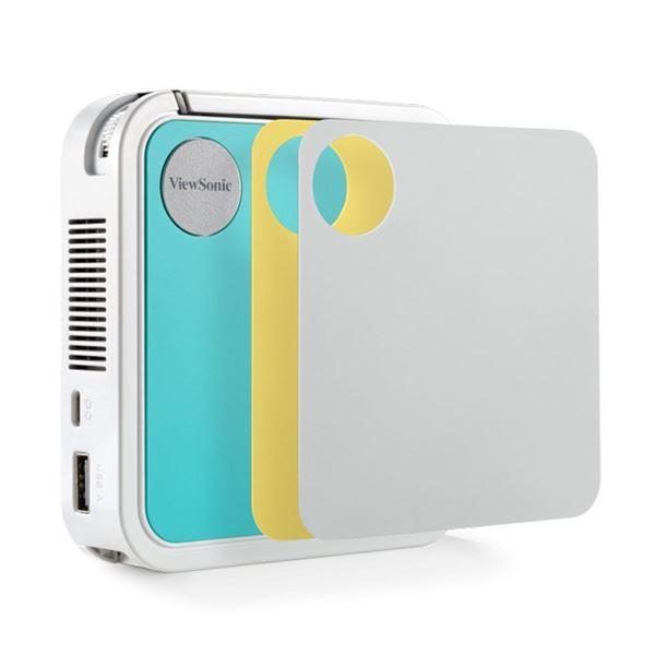 M1 Mini Lamp-free pocket cinema. New