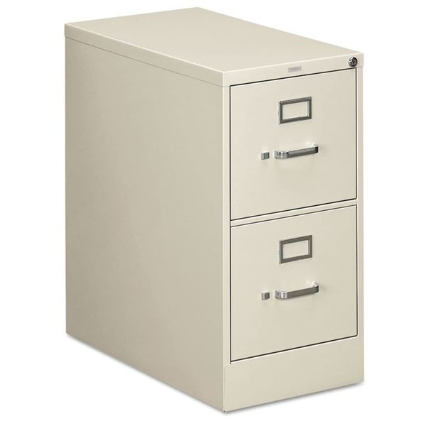 (2) Alexander Brothers office chairs (1 rolling, 1 stationary) & Filing Cabinet