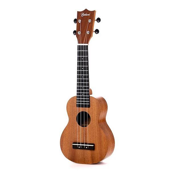 Leolani S10 Soprano Ukulele with Soft Case