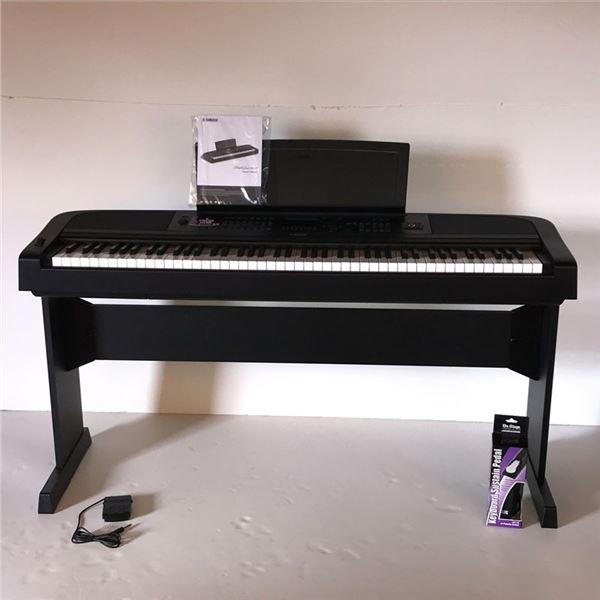 DGX-670 Portable Grand Piano, New