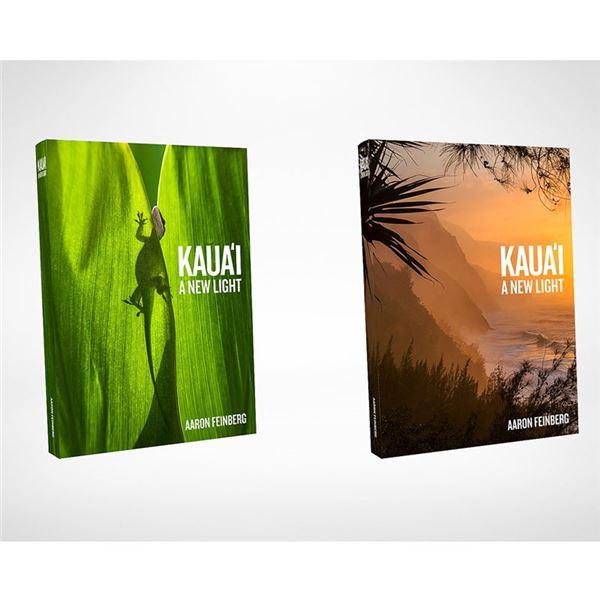Kaua'i- A New Light book - limited edition by Aaron Feinberg