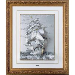 Italian High Relief Sculptured Art Of Grand #1762522