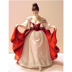 Royal Doulton Vintage Figurine SARA #1762550