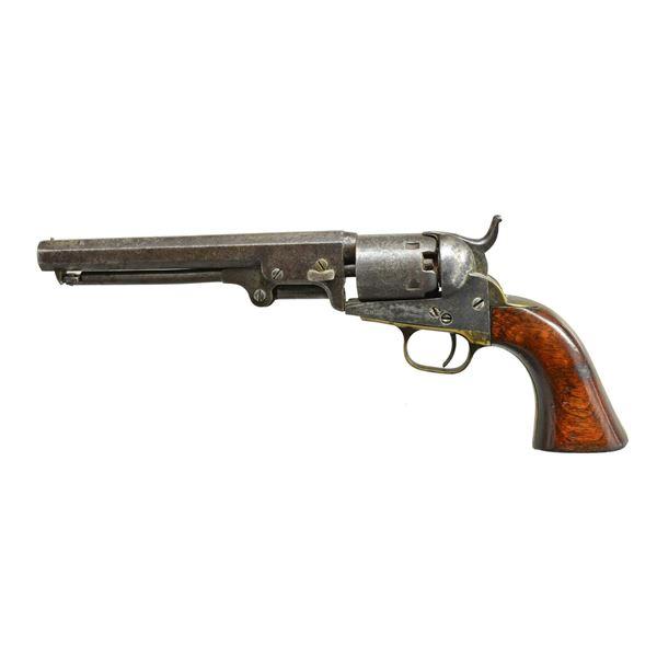 COLT 1849 POCKET MODEL REVOLVER.