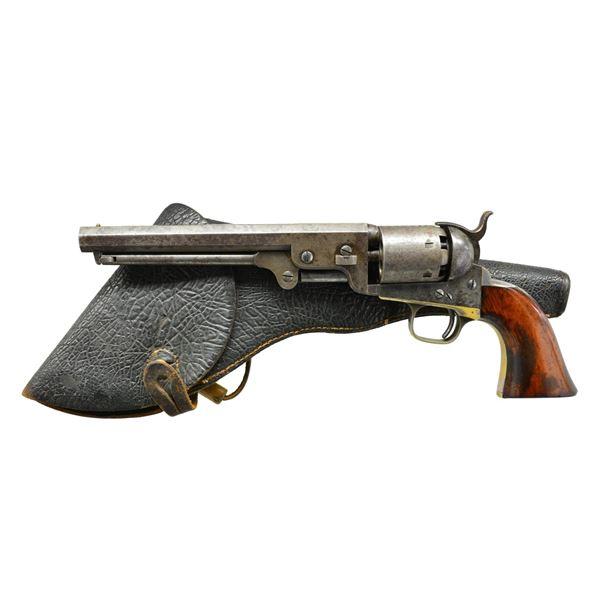 FINE EARLY CIVIL WAR MODEL 1851 HARTFORD COLT