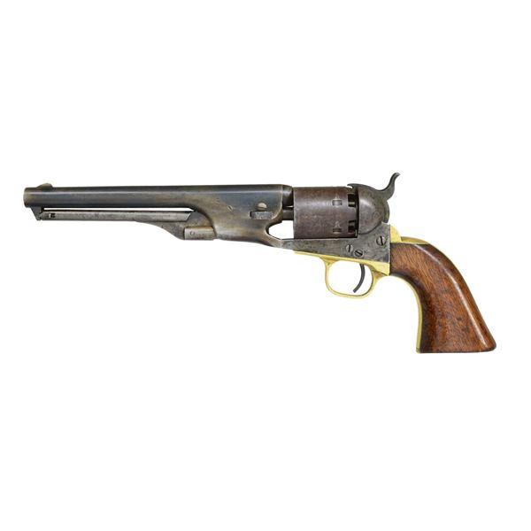 COLT 1861 NAVY REVOLVER.