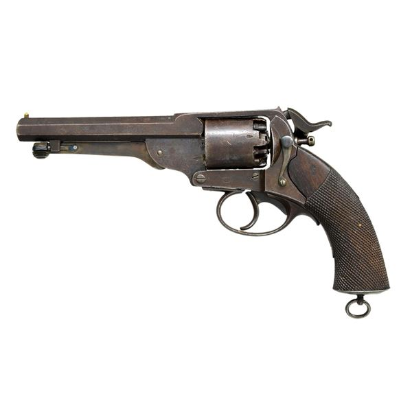 EXTREMELY EARLY LONDON ARMORY KERR REVOLVER S#1435