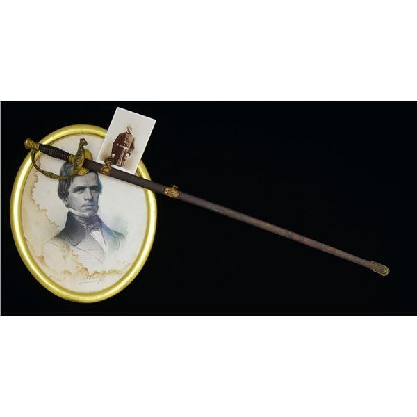 CIVIL WAR ERA MODEL 1860 AMES M1860 STAFF
