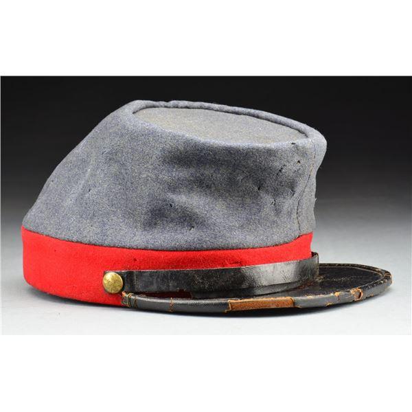 CIVIL WAR ERA SOUTH CAROLINA ARTILLERY CAP.