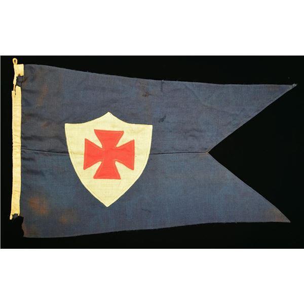 CIVIL WAR ERA ARMY CORPS DESIGINATING GUIDON OR